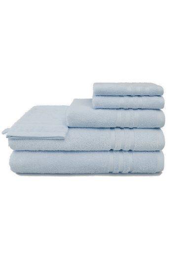 grace grand spa Handtuch Set (6-tlg), 6-teilig mit hochwertiger Verarbeitung
