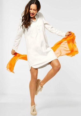 STREET ONE Džinsinė suknelė im Klasikinio stiliau...