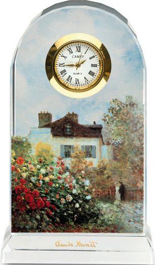 "Goebel Tischuhr »Artis Orbis - Claude Monet - ""Das Künstlerhaus"", 66522521«"