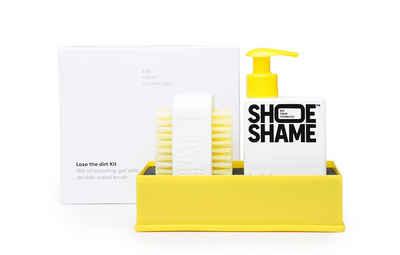 Shoe Shame Lederpflege »Lose The Dirt Kit«, Hochwertige Sneaker-Pflege