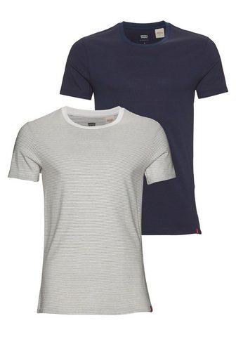 Levi's ® Marškinėliai (Packung 2-tlg. 2er-Pac...