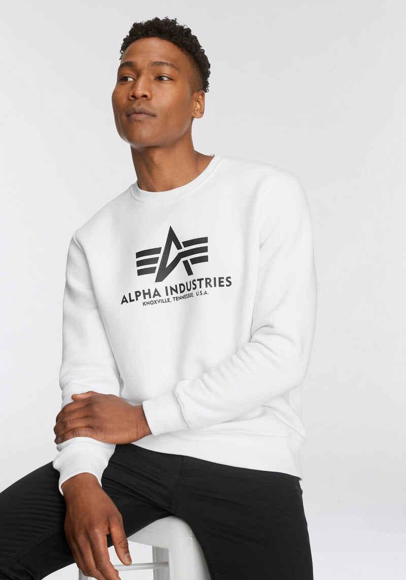 Alpha Industries Sweatshirt »Basic Sweater«