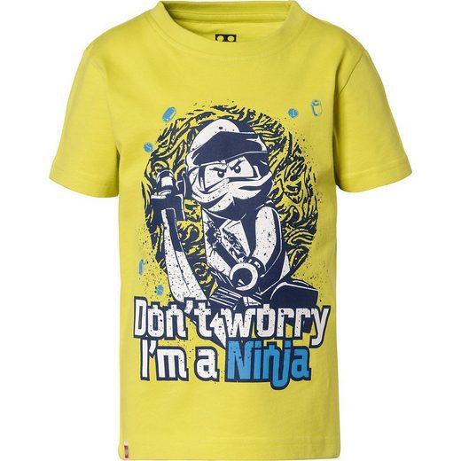 LEGO® T-Shirt »Ninjago T-Shirt für Jungen«