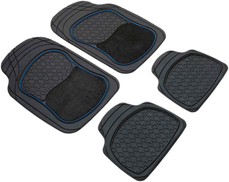 WALSER Auto-Fußmatte »Royal« (4 Stück)