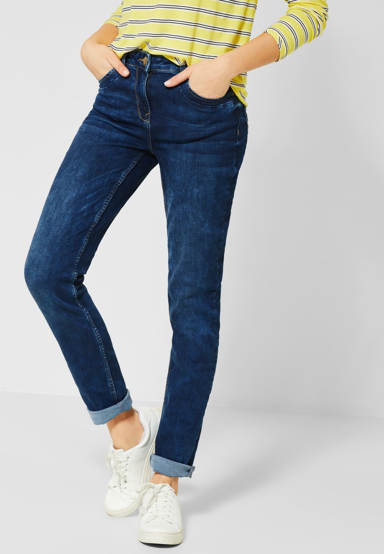 Casual Looks 78 Jeans mit Ziernähten, 78 Jeans in 5 Pocket Form online kaufen | OTTO