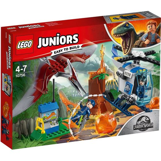 LEGO® 10756 Juniors: Flucht vor dem Pteranodon