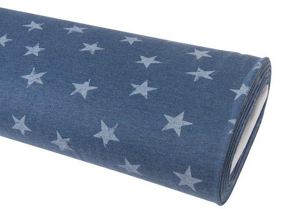 VBS Stoff »Sterne«, 150 cm breit, Meterware