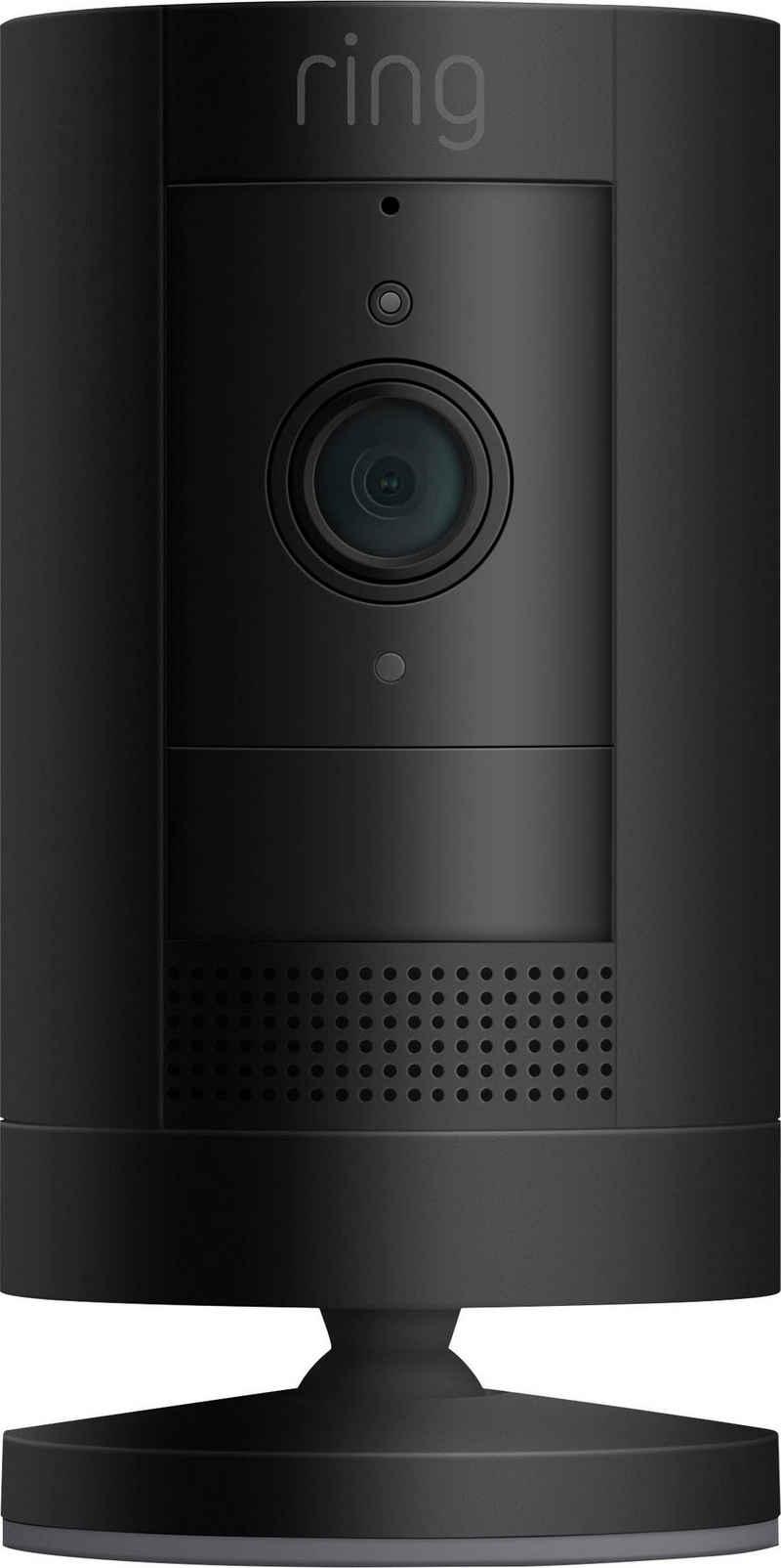 Ring »Stick Up Cam Plugin« Überwachungskamera (Innenbereich, Außenbereich)