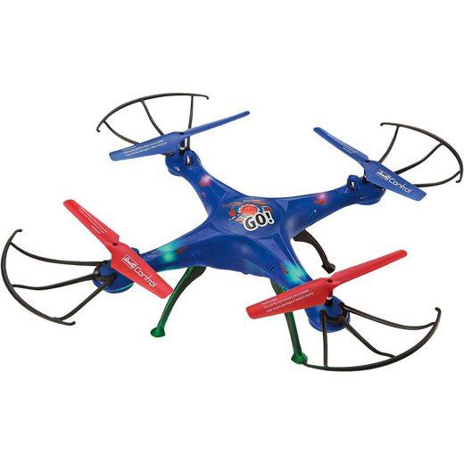 Revell® Control RC Quadrocopter GO!