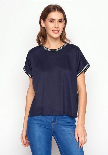 GreenBomb T-Shirt »Choice Navy«
