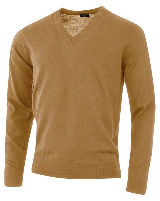 agon® V-Pullover mit Total-Easy-Care-Behandlung | Bekleidung > Pullover > V-Pullover | agon®