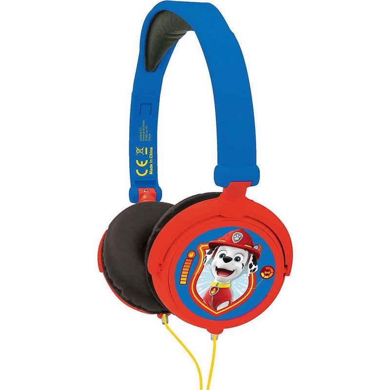 Lexibook® »Paw Patrol, Stereokopfhörer, kinderfreundliche« Kinder-Kopfhörer