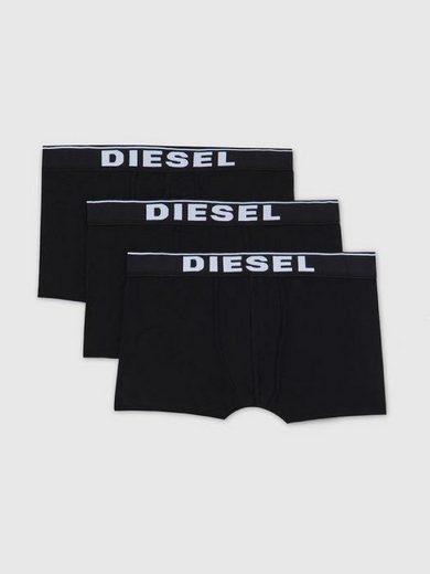 Diesel Boxershorts »Damien Classic Trunk« im 3er Pack