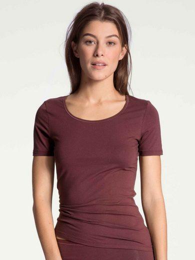 CALIDA Unterziehshirt »T-Shirt, Rundhals« (1 Stück), Made in Europe