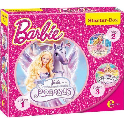 Edel Hörspiel »CD Barbie - Starter-Box«