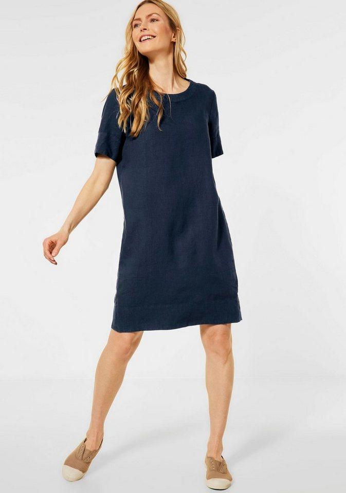 cecil -  Sommerkleid mit seitlichen Eingrifftaschen