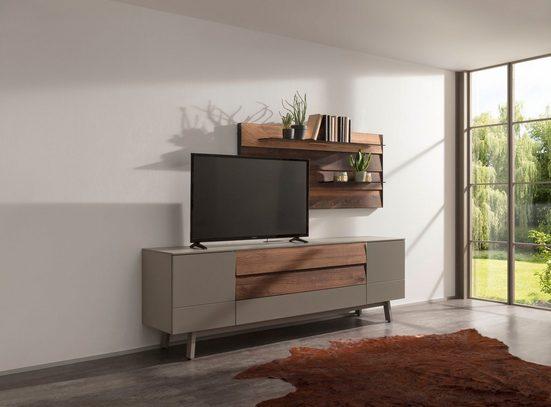 GWINNER TV-Wand »Misano«, (2-tlg), Misano