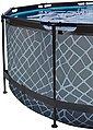 EXIT Framepool (Set), ØxH: 360x122 cm, mit Sonnendach, Kartuschenfilter, Bild 6
