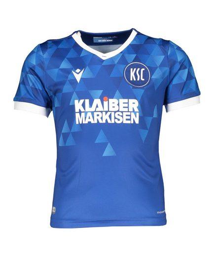 Macron Fußballtrikot »Karlsruher SC Trikot Home 2020/2021 Kids«