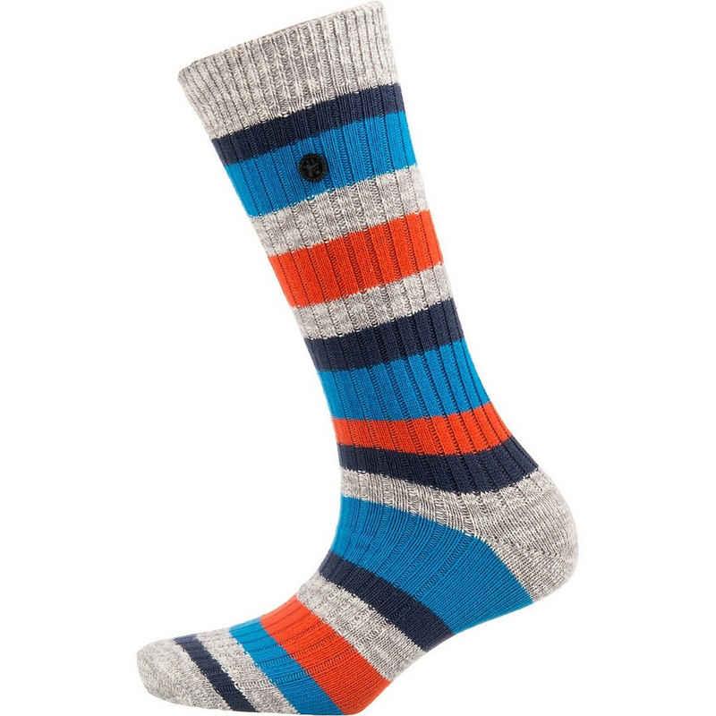 Birkenstock Socken »Slub Stribes COTTON, POLYAMIDE, POLYAMIDE_ELASTANE«