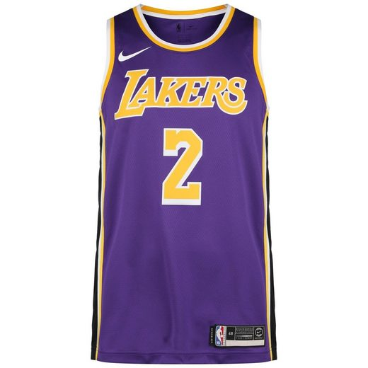 Nike Basketballtrikot »Nba Los Angeles Lakers #2 Lonzo Ball«