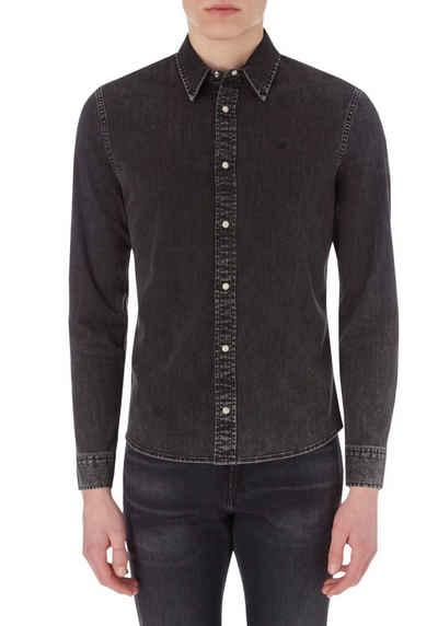 Calvin Klein Jeans Jeanshemd »SLIM FOUNDATION SHIRT«