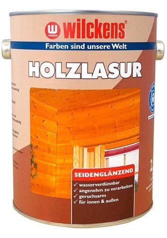 Wilckens Farben Holzschutzlasur »seidenglänzend LF« um...