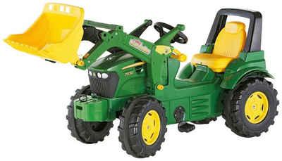 Rolly Toys Tretfahrzeug »John Deere 7930«, Kindertraktor mit Lader
