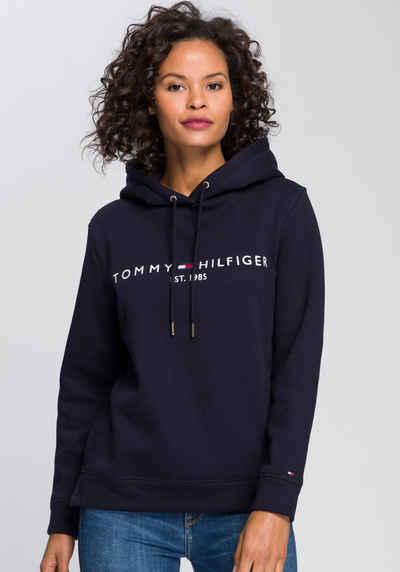 Tommy Hilfiger Kapuzensweatshirt mit Tommy Hilfiger Logostickerei