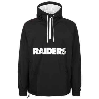 New Era Windbreaker »Nfl Overlap Logo Las Vegas Raiders«