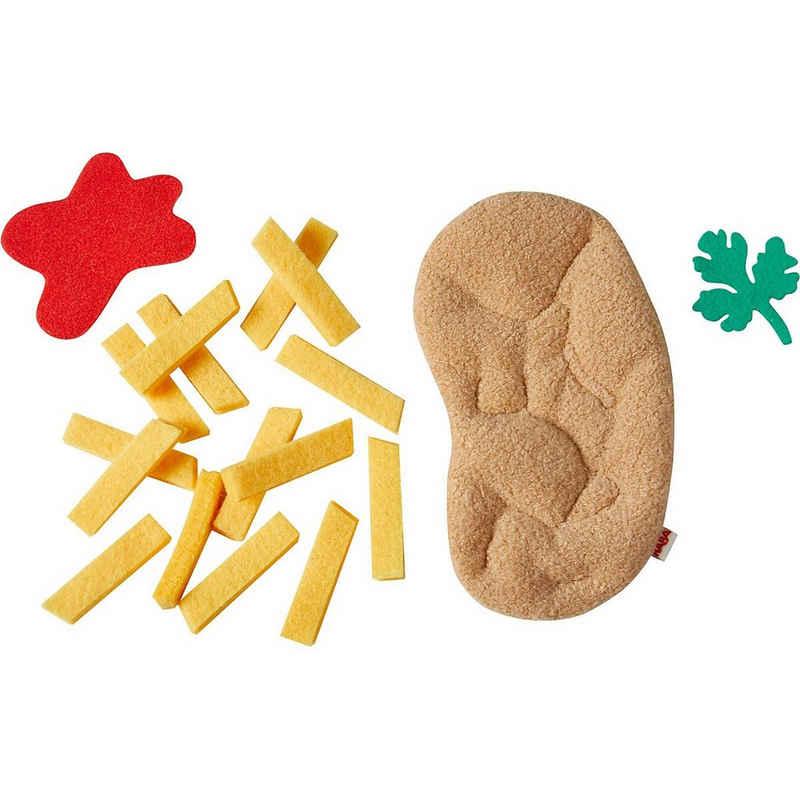 Haba Spiellebensmittel »HABA 305764 Schnitzel mit Pommes frites«
