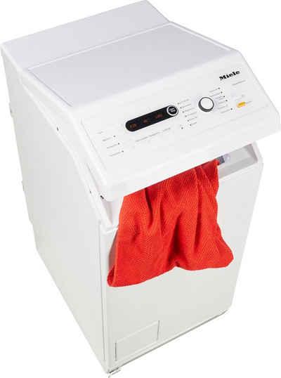 Miele Waschmaschine Toplader WW690 WPM, 6 kg, 1400 U/min