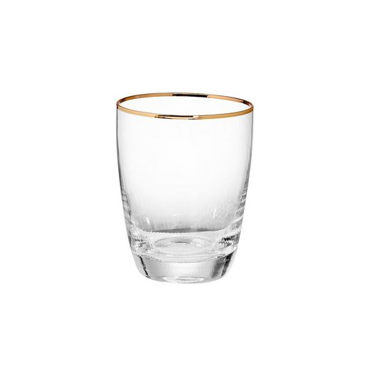BUTLERS Glas »GOLDEN TWENTIES«