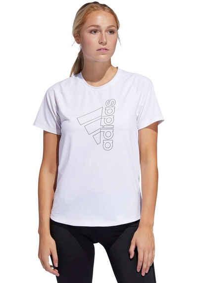 adidas Performance Trainingsshirt »WOMEN TECH BATCH OF SPORT TEE«