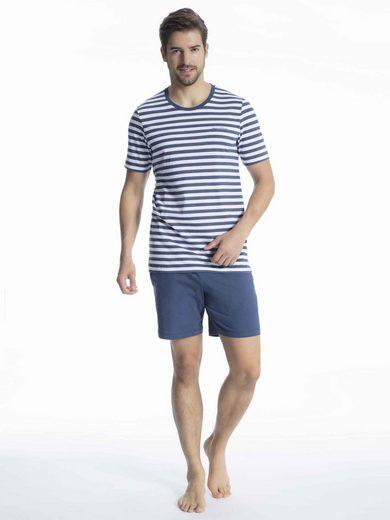 Marc O'Polo Shorty »Kurz-Pyjama«