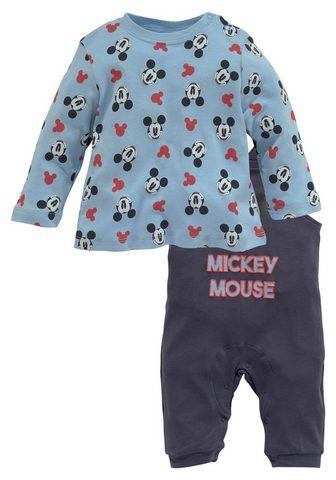 Disney Mickey Mouse Marškinėliai ilgomis rankovėmis & keln...