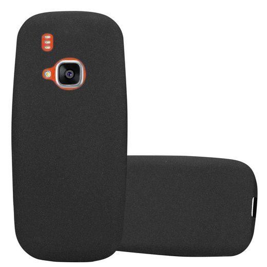 Cadorabo Handyhülle »Hülle silikon case cover für« Nokia 3310, TPU Silikonhülle Schutzhülle Ultra Slim Soft