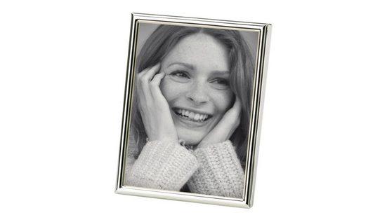 Walther Bilderrahmen »Chloe WD913S Portraitrahmen 9x13 cm silber«