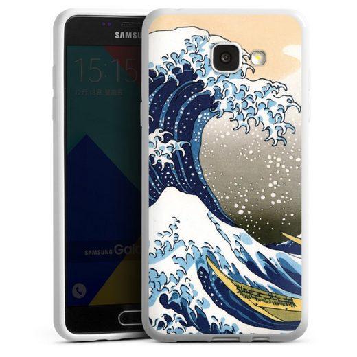 DeinDesign Handyhülle »Great wave of Kanagawa / Die große Welle vor Kanagawa« Samsung Galaxy A5 Duos (2016), Hülle Katsushika Hokusai