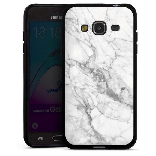 DeinDesign Handyhülle »Marmor« Samsung Galaxy J3 (2016), Hülle Stein Marmor Muster