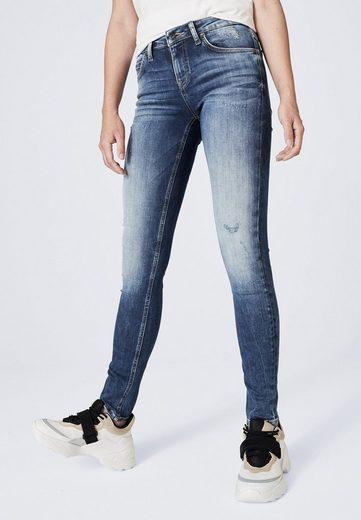 Harlem Soul Skinny-fit-Jeans »KAR-LIE« mit Destroy-Effekte