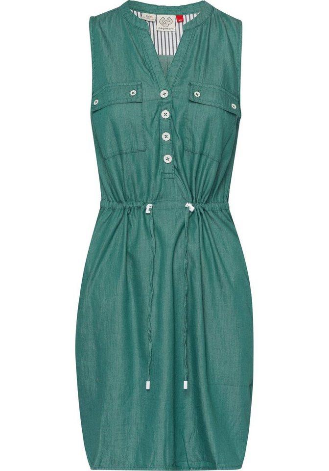 ragwear -  Jeanskleid »ROISIN DENIM« in Denim-Look