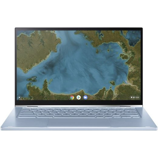 Asus ChromeBook Flip C433TA-AJ0140 silber 8GB RAM 128GB SSD Notebook