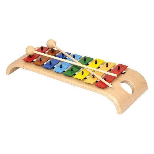 Voggenreiter Xylophon »Das wunderschöne Glockenspiel (Holzglockenspiel«