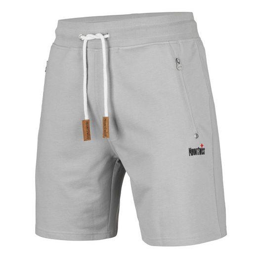 Mount Swiss Shorts »Mount Swiss kurze Freizeithose Herren Liam I Kurze« (1-tlg)