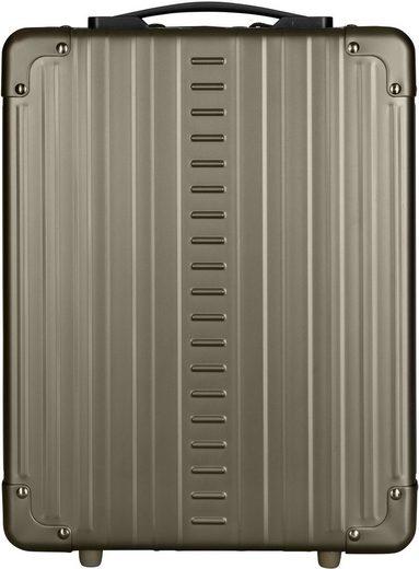 ALEON Kofferrucksack »Business Backpack, 16 Zoll«, aus Aluminium mit Laptopfach