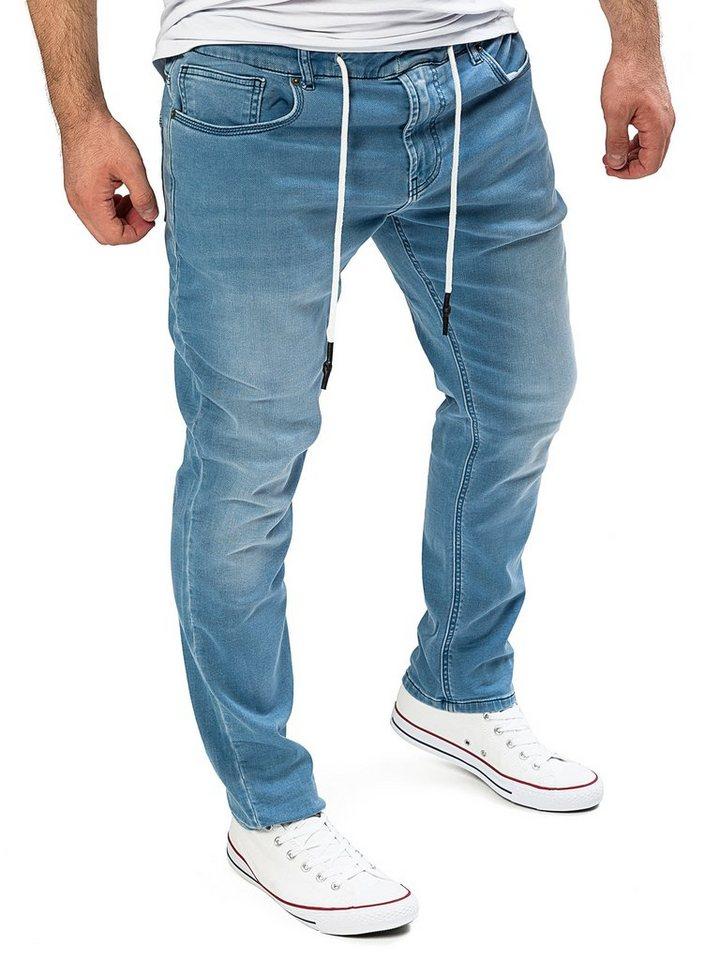 Yazubi Pantaloni Uomo Jeans Slim Fit Akon Jean