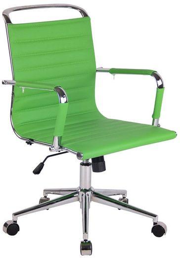 CLP Schreibtischstuhl »Barton«, höhenverstellbar und drehbar