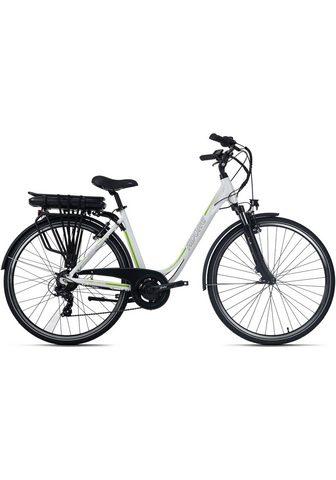 Adore E-Bike »Versailles« 7 Gang Shimano Tou...
