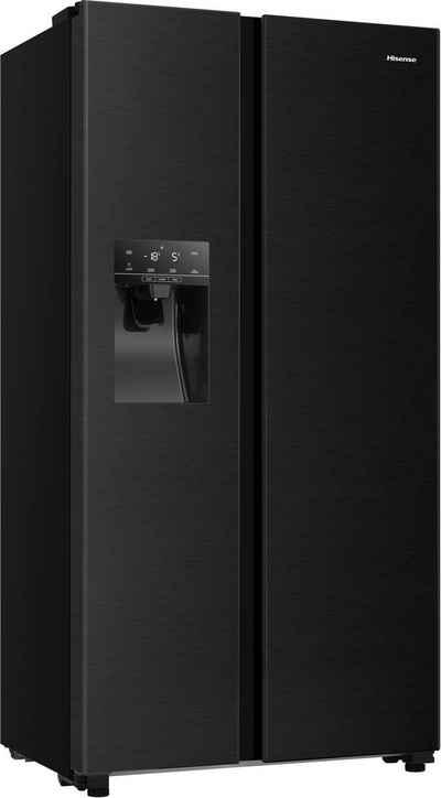 Hisense Side-by-Side RS650N4AF2, 178,6 cm hoch, 91 cm breit